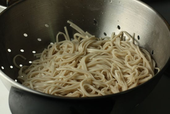 noodles cooked