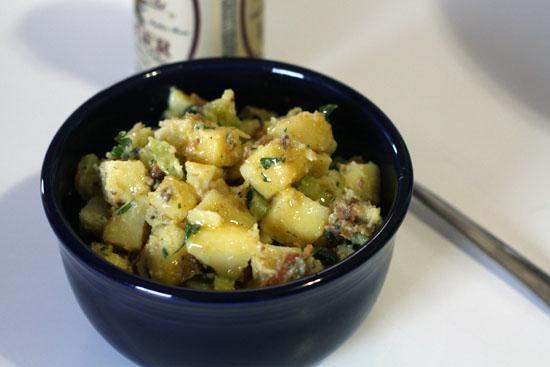 more potato salad
