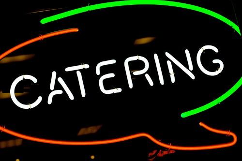 cateringsign