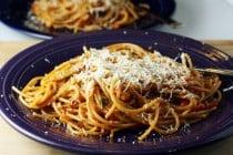 simple cherry tomato pasta