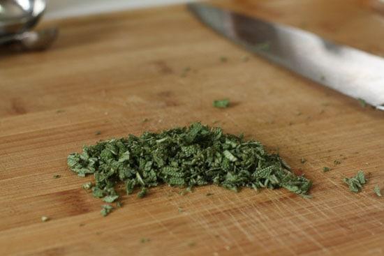 sage chopped