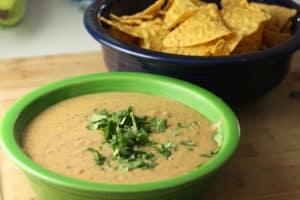 bean and cheese dip