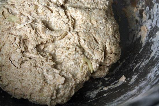 dough made