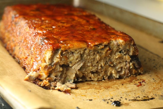 Mushroom And Red Wine Meatloaf Recipes — Dishmaps