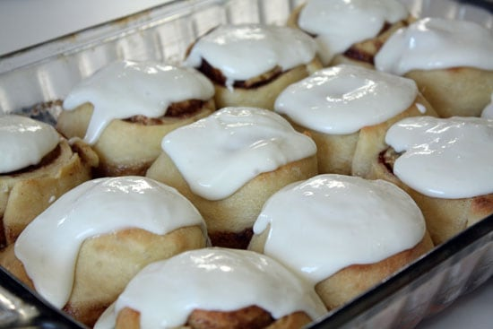 Image of Overnight Cinnamon Rolls, Macheesmo