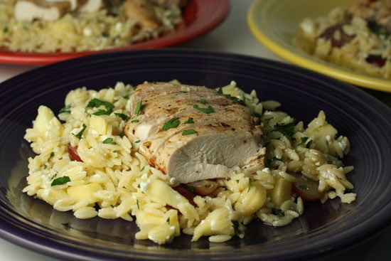 Image of Orzo Salad With Chicken, Macheesmo