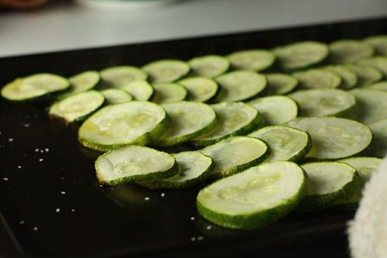 cooked zucchini