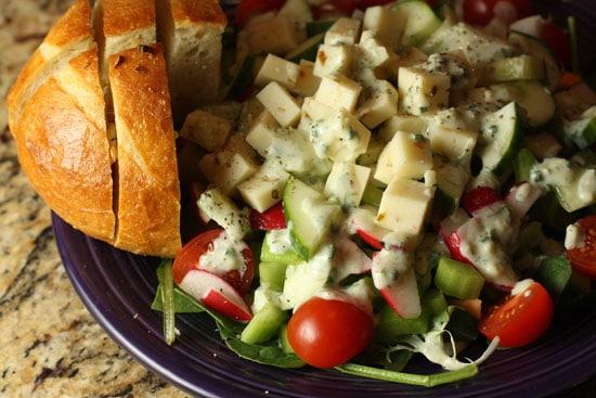 salad again