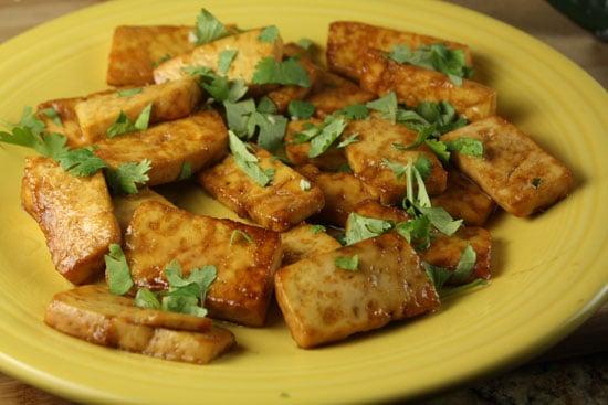 tofu finished