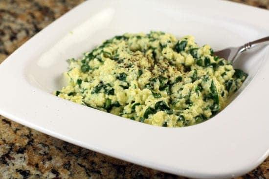 green scramble
