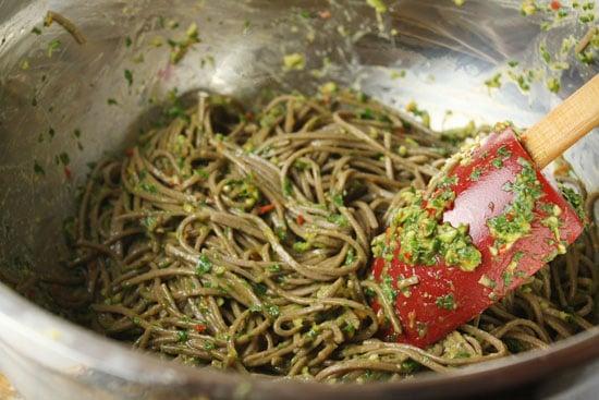 soba noodle mix