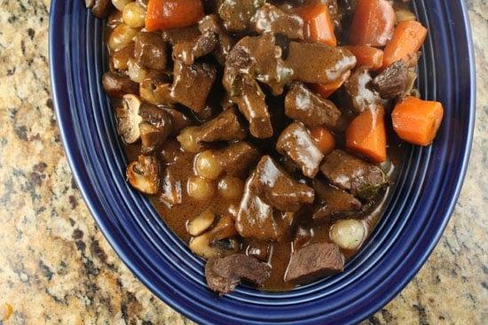 Image of Beef Burgundy, Macheesmo