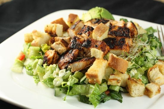 Image of Chopped Chicken Salad, Macheesmo