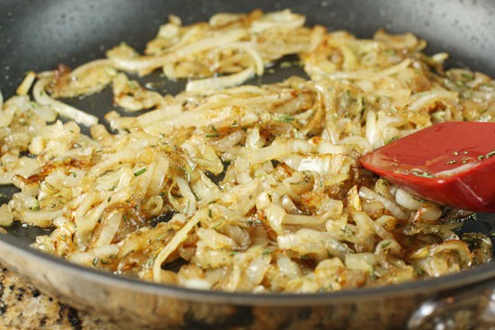 onions cooked