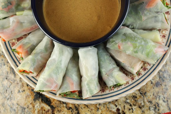 Image of Pork Spring Rolls, Macheesmo