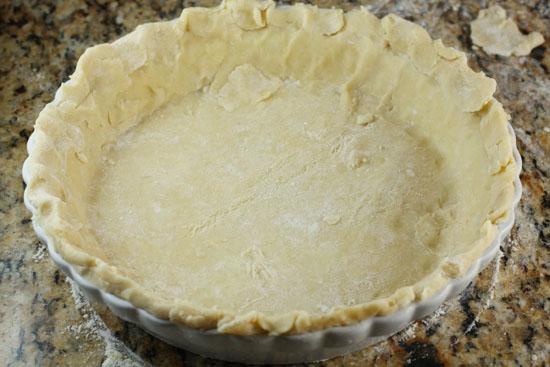 crust done