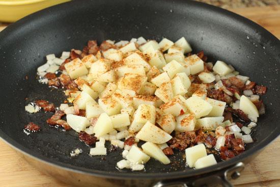 potato and spice
