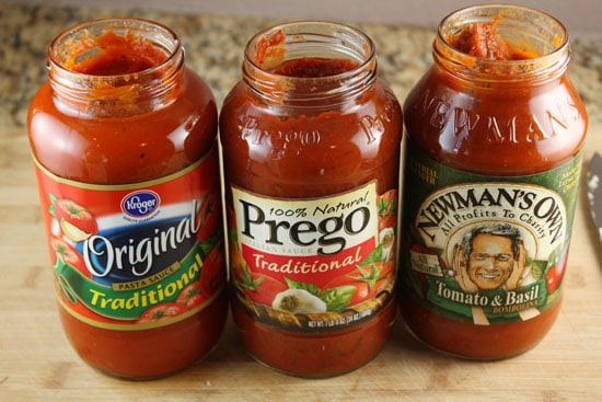 store sauces