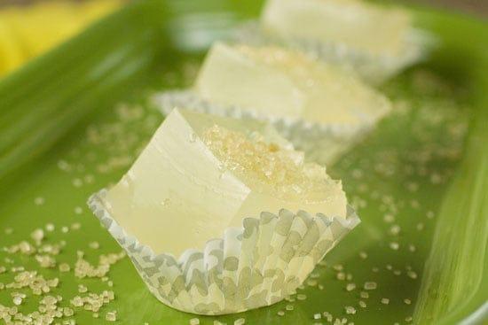 Image of Lemon Drop Jelly Shots, Macheesmo
