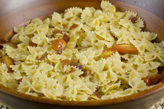 pasta mixed