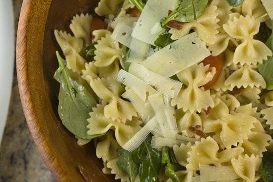 pasta again