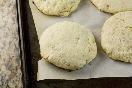 scones baked