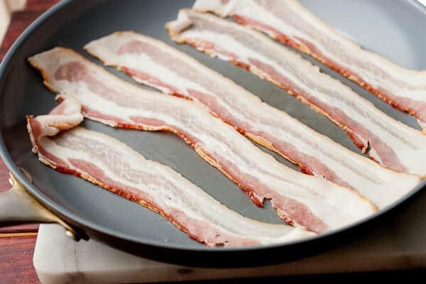 Apple Butter Breakfast Sandwich Bacon