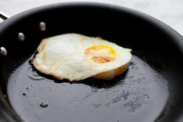 Apple Butter Breakfast Sandwich egg