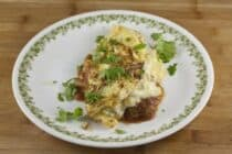 corn omelet