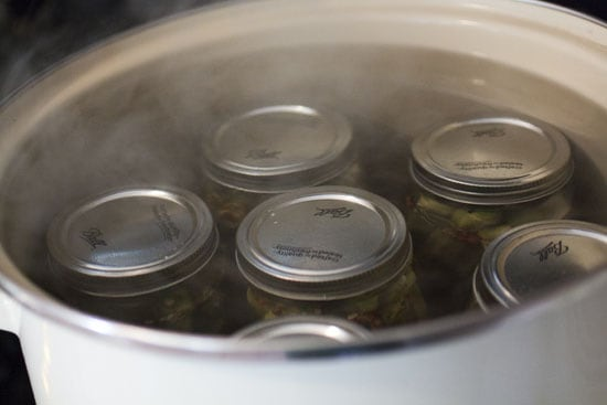 boiling jars