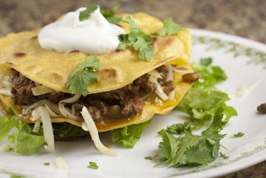 Image of The Taco Stack, Macheesmo