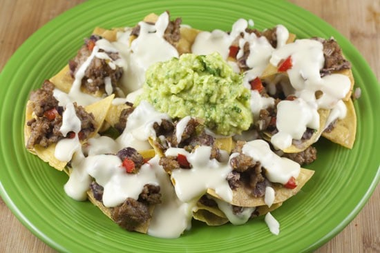 Image of Sunday Night Nachos, Macheesmo
