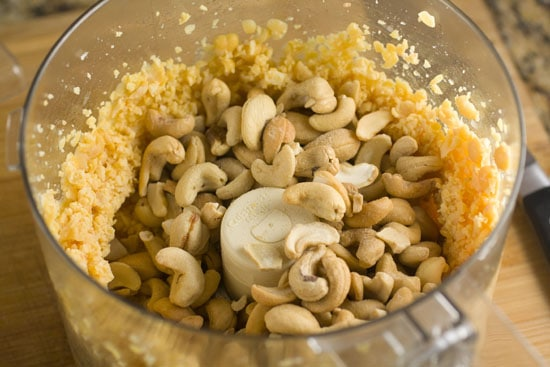 processing Cashew Dip