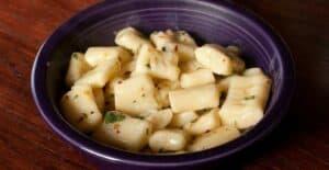 Mashed Potato Gnocchi recipe from Macheesmo