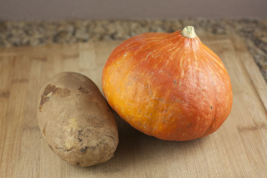 basics for Winter Squash Hash