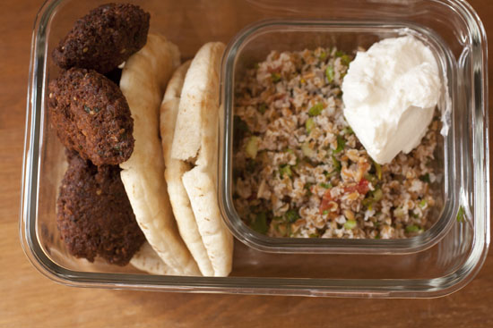 Image of A Middle Eastern Lunch, Macheesmo