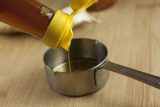 sesame oil for Sesame Angel Hair