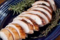 Apple Cider Brined Turkey recipe from Macheesmo