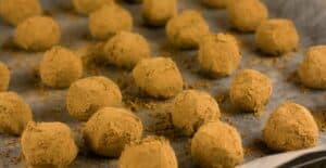 Almond Truffles recipe