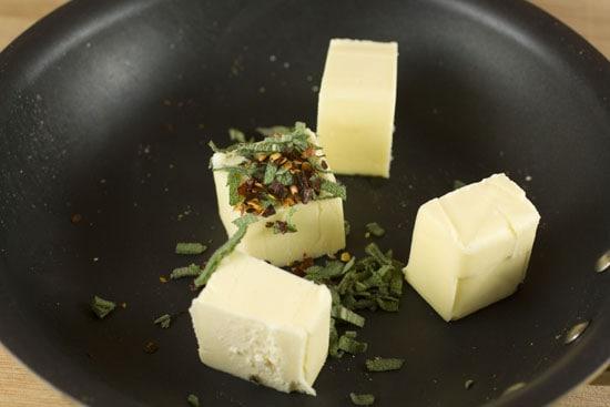 butter - Winter Squash Ravioli
