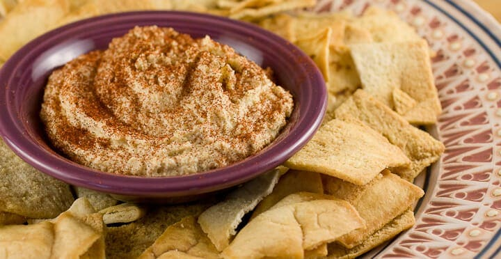 Cashew Dip from Macheesmo