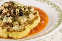 Cauliflower Steaks from Macheesmo