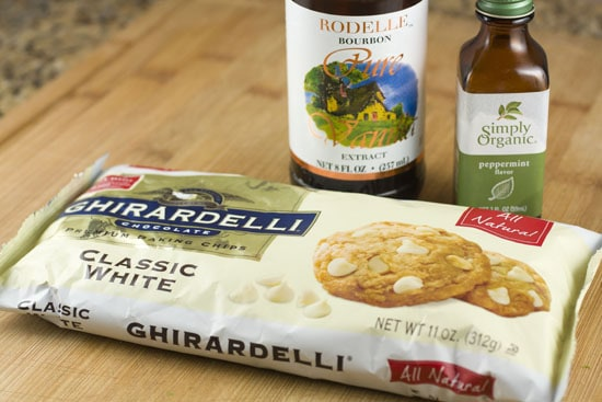 flavors for Andes Blondies