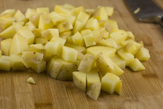 potatoes for Roasted Garlic Soup