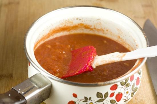 sauce for Cauliflower Steaks