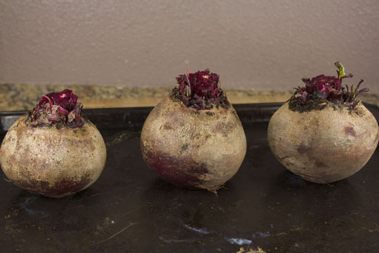 beets for Roasted Beet Soup