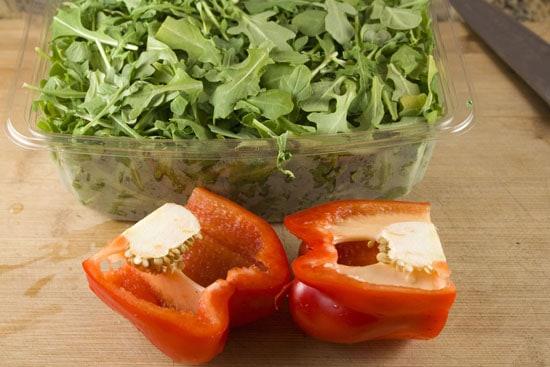 other veggies for Sesame Chicken Noodle Salad