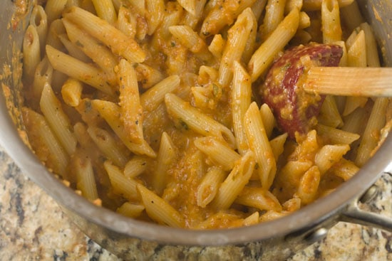mixed up - Gin Penne Pasta