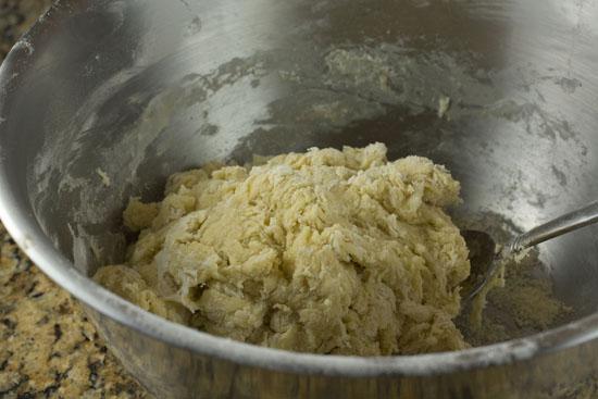 dough for Portuguese Sweet Bread recipe