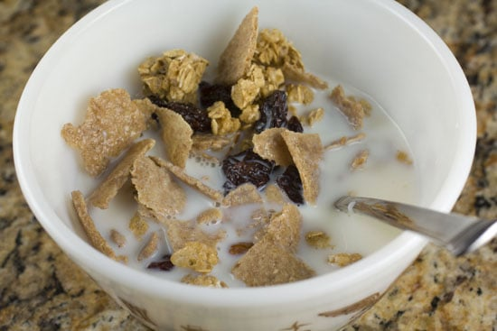 Homemade Bran Flakes from Macheesmo